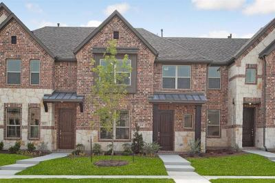 Mckinney Townhouse For Sale: 321 Carnaby Court