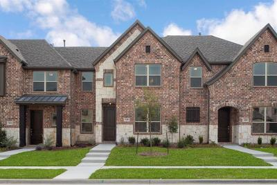 Mckinney Townhouse For Sale: 325 Carnaby Court
