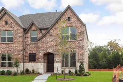 Mckinney Townhouse For Sale: 329 Carnaby Court