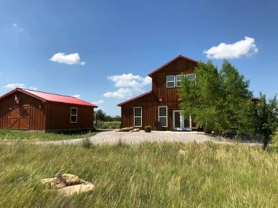 Comanche County Single Family Home For Sale: 702 Comanche Lake Road