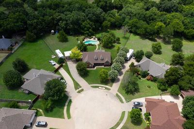Midlothian Single Family Home Active Option Contract: 5810 Hackberry Court