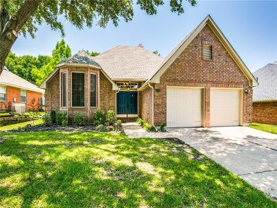 Single Family Home For Sale: 2436 Covington Drive