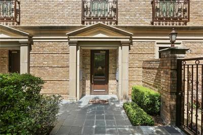 Preston Hollow Condo For Sale: 6625 Bandera Avenue #2A
