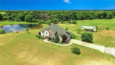 Grayson County Single Family Home For Sale: 433 Judge Carr Road