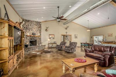 Weatherford Single Family Home For Sale: 6500 Fm 1885