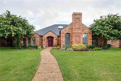 Carrollton Single Family Home For Sale: 2312 Stone Glen Lane