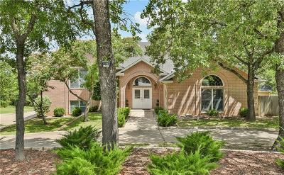 Parker County, Tarrant County, Hood County, Wise County Single Family Home For Sale: 8703 Oakland Court