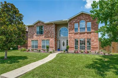 Wylie Single Family Home For Sale: 815 Heatherwood Drive
