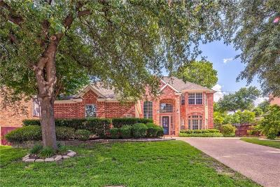 Coppell Single Family Home For Sale: 949 Fountain Drive