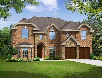 Prosper Single Family Home For Sale: 4401 Canadian River Drive