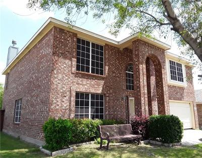 McKinney Single Family Home For Sale: 9916 Fillmore Drive