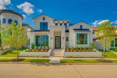 McKinney Single Family Home For Sale: 7900 Comanche Way