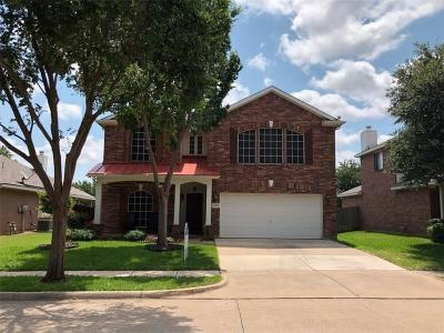 North Richland Hills Residential Lease For Lease: 6248 Dream Dust Drive