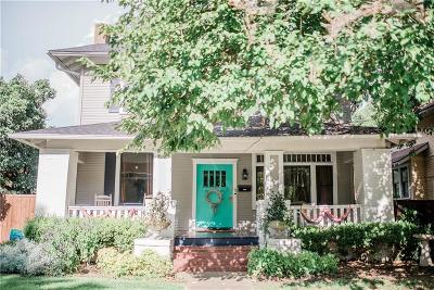 Fort Worth Single Family Home For Sale: 1801 6th