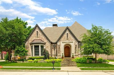 Frisco Single Family Home For Sale: 5600 Fairfax Drive