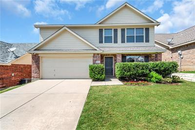 Cross Roads Single Family Home For Sale: 8911 Wild Rose Lane