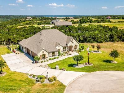 Cleburne Single Family Home Active Option Contract: 6305 Corrie Court