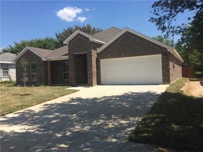 Terrell Single Family Home For Sale: 762 Beverly Drive