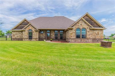 Weatherford Single Family Home Active Option Contract: 113 Noelle Lane