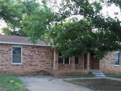 Young County Single Family Home For Sale: 129 Ragland Street