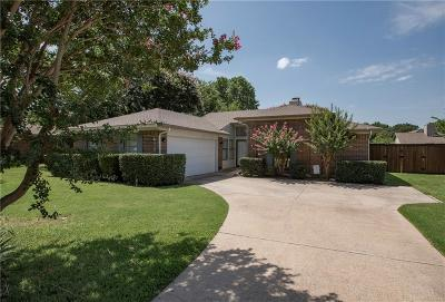 Coppell Single Family Home For Sale: 415 Brooks Lane