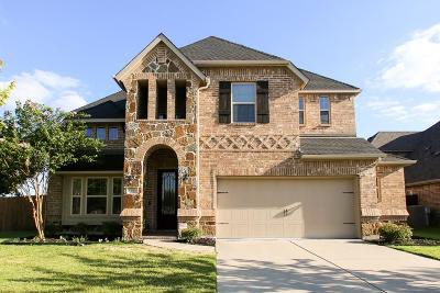 Frisco Single Family Home For Sale: 13797 Blackwolf Run Trail