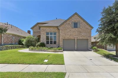 McKinney Single Family Home For Sale: 7805 Rockledge Drive