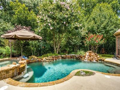 McKinney Single Family Home Active Option Contract: 1800 Surrey Lane