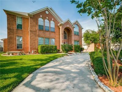 Richardson Single Family Home For Sale: 5707 Kensington Drive