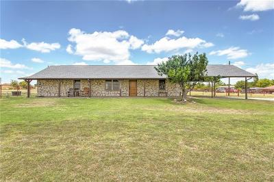 Weatherford Single Family Home For Sale: 1395 Old Airport Road