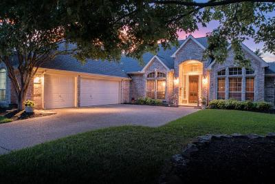 Allen Single Family Home For Sale: 2011 Country Brook Lane