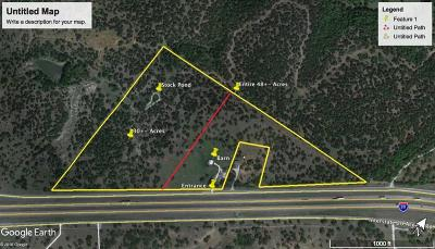 Eastland County Residential Lots & Land For Sale: 8118 N I-20 Access