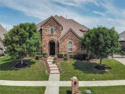 Prosper Single Family Home Active Kick Out: 1081 Gables Drive