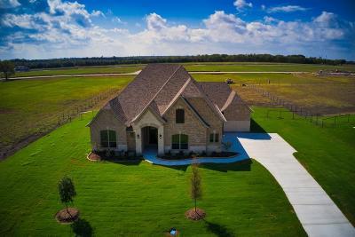 Grayson County Single Family Home For Sale: 180 Daniel Drive