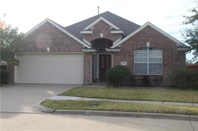 Frisco Residential Lease For Lease: 6563 Longhorn Trail