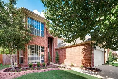 Fort Worth Single Family Home Active Kick Out: 4605 Keith Drive