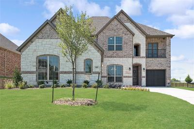 Rockwall Single Family Home For Sale: 609 Calm Crest Drive