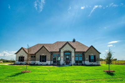 Grayson County Single Family Home For Sale: 156 Daniel Drive
