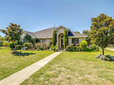Midlothian Single Family Home Active Option Contract: 941 Hill Meadow Drive