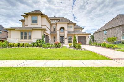 Southlake Single Family Home For Sale: 825 Lake Carillon Lane