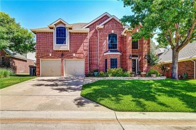 Highland Village Single Family Home Active Contingent: 2670 Woodside Drive