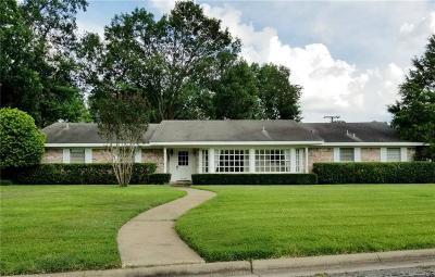 Corsicana Single Family Home For Sale: 2225 W Park Avenue