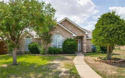 Frisco Single Family Home For Sale: 7833 Lancelot Road