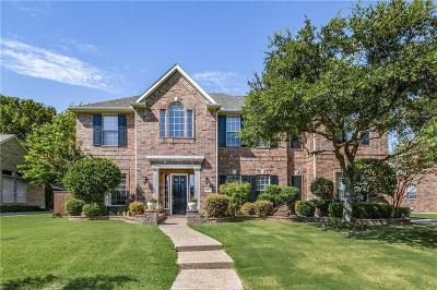 Lewisville Single Family Home For Sale: 2702 Sir Bedivere Lane
