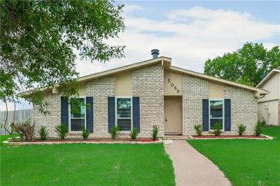 The Colony Single Family Home For Sale: 5088 Crawford Drive