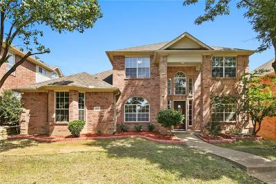 Irving Single Family Home For Sale: 1435 Ranch Hill Drive