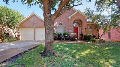 Flower Mound Single Family Home For Sale: 1116 Bur Oak Drive