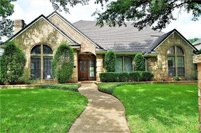 Arlington Single Family Home For Sale: 2806 Briar Knoll Drive