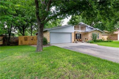 Brownwood Single Family Home Active Option Contract: 2406 Monterrey Drive