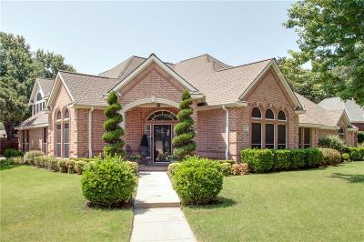 Flower Mound Single Family Home For Sale: 2601 Argos